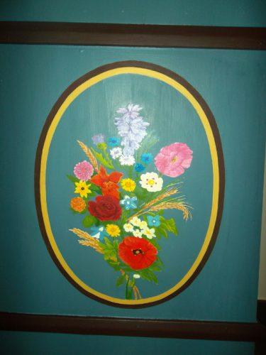 comtoise/bouquet
